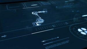 RoboLive Visual Robot Console